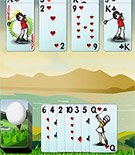 Free Golf Solitaire