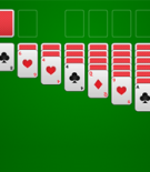 Simple Klondike Solitaire